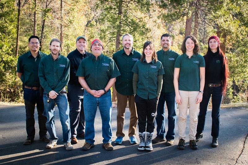 Naturalist Staff Photo