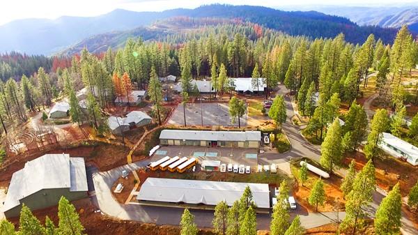 Sierra Outdoor Campus